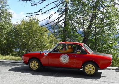 Causo-Causo su Lancia Fulvia Montecarlo al Colle di San Pantaleone