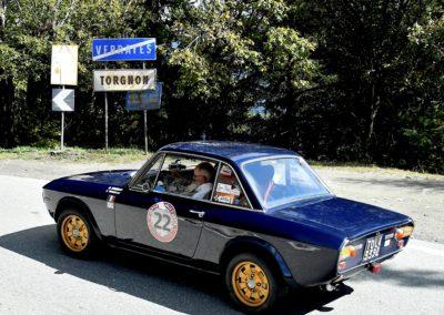 Ciscato-Todeschini su Lancia Fulvia 1.3