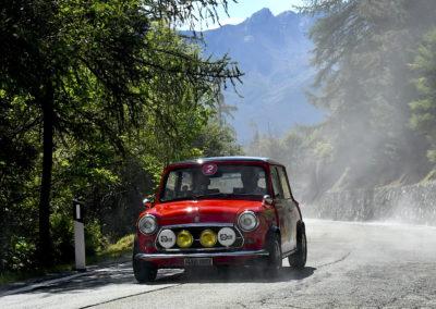 Colombo-Resmati su Mini Cooper 1300