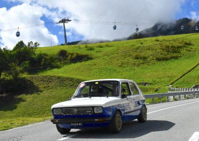 Messina-Cuccotti su Fiat 127