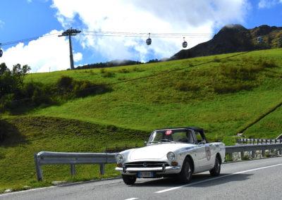Sterpone-Lorenzoni su Sunbean Alpine